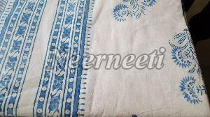 3008 Embroidered Cotton Bed Cover