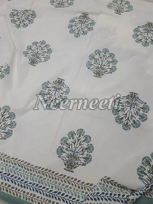 3009 Fancy Cotton Bed Cover