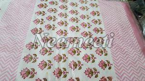 3010 Fancy Cotton Bed Cover
