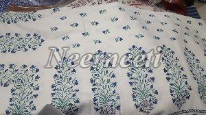 3011 Fancy Cotton Bed Cover