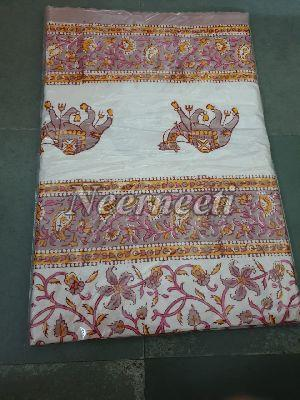 3013 Fancy Cotton Bed Cover