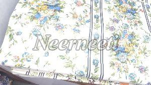 3021 Printed Cotton Bed Cover