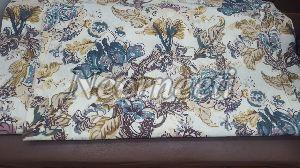 3023 Printed Cotton Bed Cover