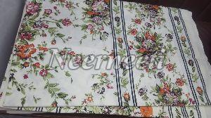 3027 Stylish Cotton Bed Cover
