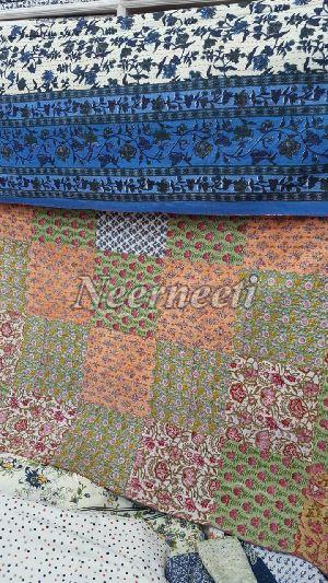 4002 Facy Kantha Bed Cover