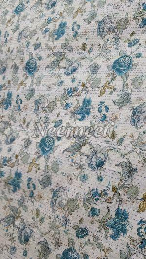 4006 Reversible Kantha Bed Cover