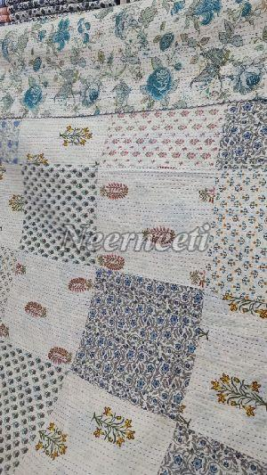 4300 Facy Kantha Bed Cover