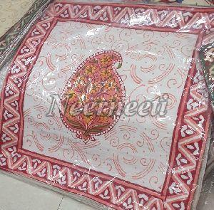 6002 Traditional Rajasthani Cushion Cover