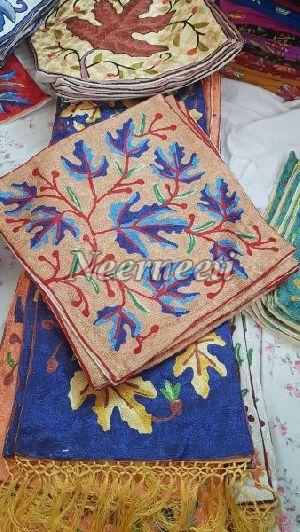 6010 Kashmiri Embroidered Cushion Cover