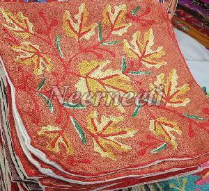 6011 Kashmiri Embroidered Cushion Cover