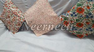 red cushion cover set of 3 item code 6005