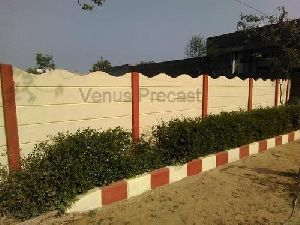 RCC Precast Security Fence Wall