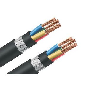 Braided Industrial Cable