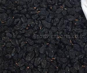 Dried Black Raisin
