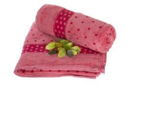 Printed Jacquard Towels