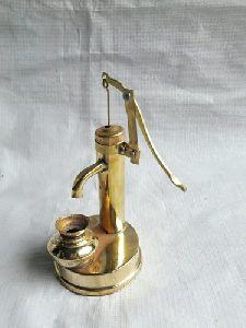 Brass Hand Pump Toys