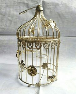 Decorative Iron Bird Cage