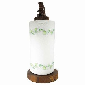 Ironwood Tissue Paper Holder