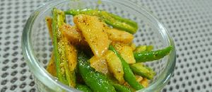 Radish & Green Chilli Pickle