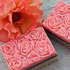 Rose Toilet Soap