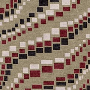Abstract Carpet