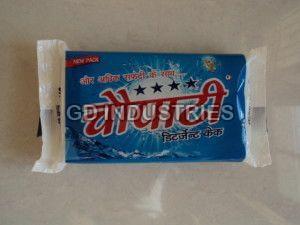 Chaupati Detergent Cake