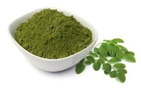 Dried Moringa Leaves Powder