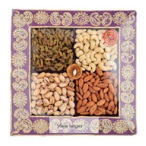 Premium Treats Velvet Dry Fruits Gift Pack