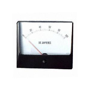 Analog DC Ampere Meter