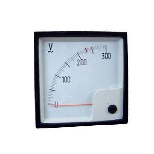 Analog DC Voltmeter