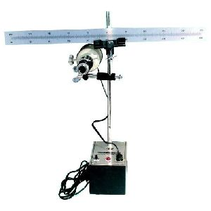 Laboratory Lamp and Scale Apparatus