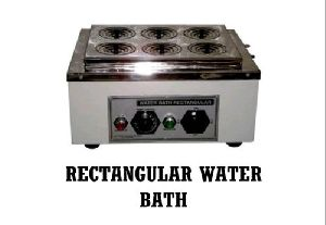 Rectangular Water Bath