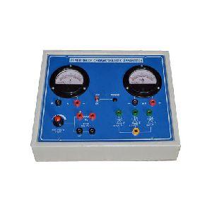 Zener Diode Characteristic Apparatus