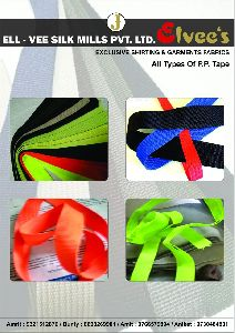 Polypropylene Webbing Ribbon Tape