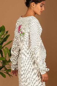 Bougainvillea Back Dress