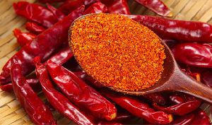 Dried Red Chilli Powder