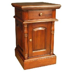 Colonial Bedside Table