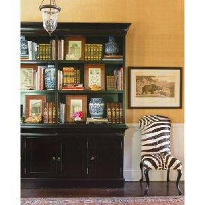 Colonial Bookshelf