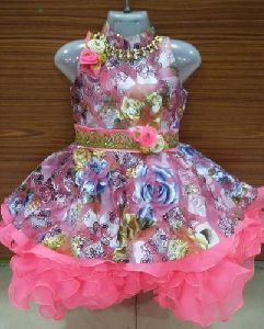 Girls Short Frock
