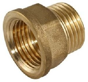 Brass Bush With Inside - Outside Threads