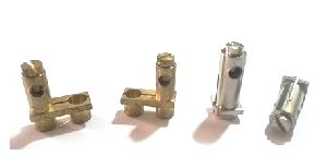 Brass Electrical Joint Socket 03