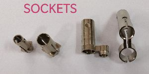 Brass Electrical Joint Socket 05