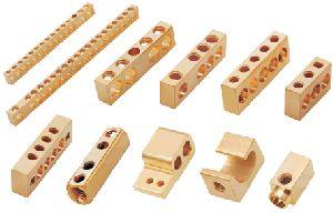 Brass Neutral Links 03