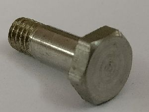SS Hex Half Thread Bolt