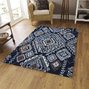 Handtufted Designer Wool Carpet