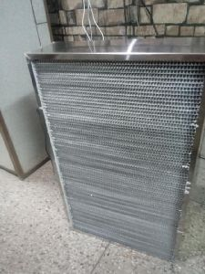 High Temperature HEPA Filter 250 Degrees Temperature