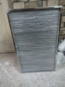 High Temperature HEPA Filter 350 Degrees Temperature