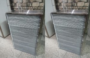 High Temperature HEPA Filter 350 oC