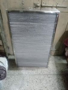 High Temperature HEPA Filter 400 Degrees Temperature