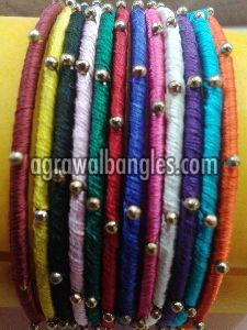 Iron Thread Bangles